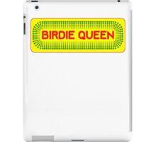 Arcade Classic - Birdie King (Queen) iPad Case/Skin