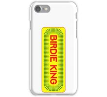 Arcade Classic - Birdie King iPhone Case/Skin