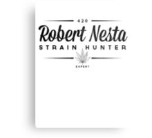 Strain Hunter - Robert Nesta(Bob Marley) Metal Print
