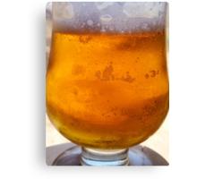 Amstel Greek Beer Canvas Print