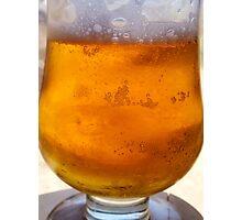 Amstel Greek Beer Photographic Print