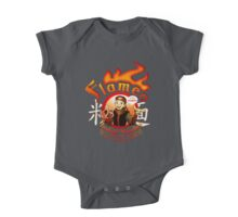 Flameo Instant Noodles! One Piece - Short Sleeve
