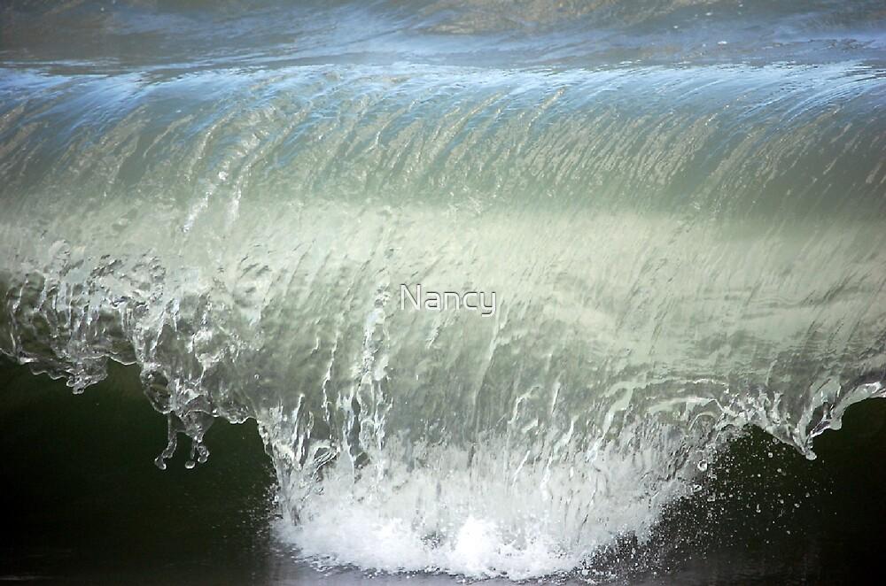 Ocean Wave by Nancy