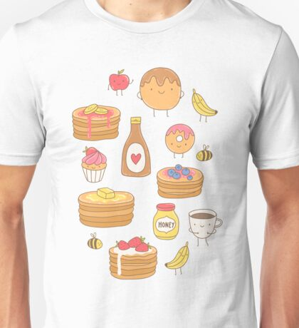 Pancake time ! Unisex T-Shirt