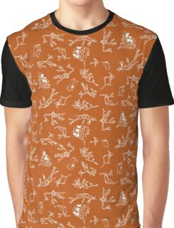 bronze coral Graphic T-Shirt