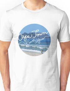Cape Town Unisex T-Shirt
