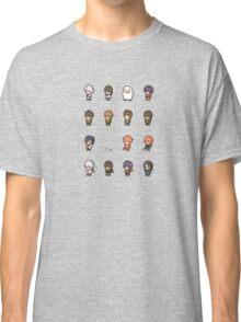 Pixel Gintama set Classic T-Shirt