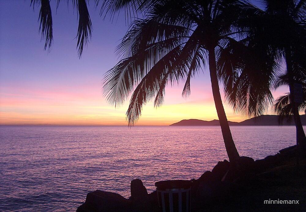 Sunrise at Machan's Beach FNQ by minniemanx
