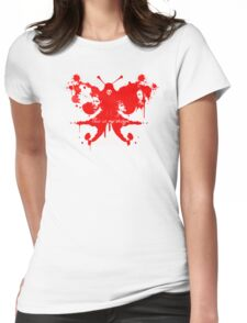 This is my design Womens Fitted T-Shirt