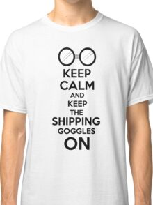 Shipping goggles Classic T-Shirt