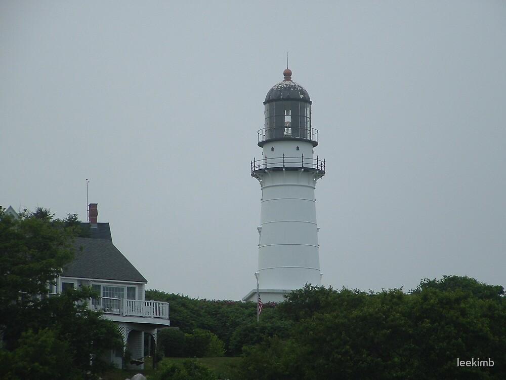 Two Lights House, Cape Elizabeth. by leekimb