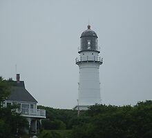 Two Lights House, Cape Elizabeth. by leekimb