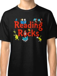 read across america - reading rocks - Dr Seuss Classic T-Shirt