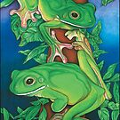 Rainforest Rendezvous by Lesley Smitheringale