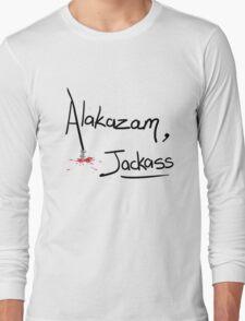 Alakazam, Jackass Long Sleeve T-Shirt