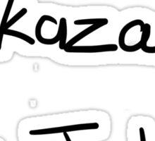 Alakazam, Jackass Sticker