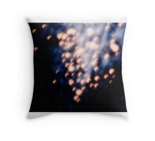 "'Bubbles' from the series ""The Abyss"" Throw Pillow"