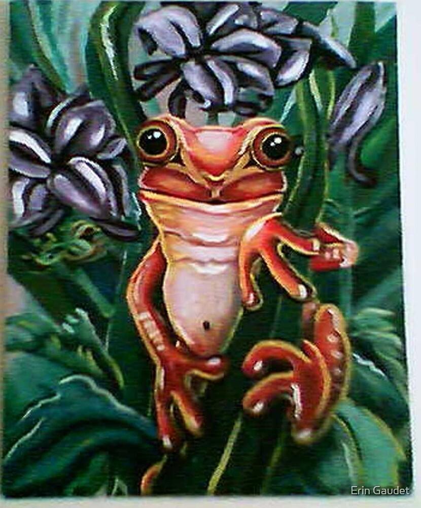 Froggy Frog World by Erin Gaudet
