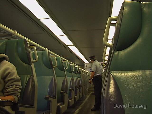 Fares please by David Pawsey
