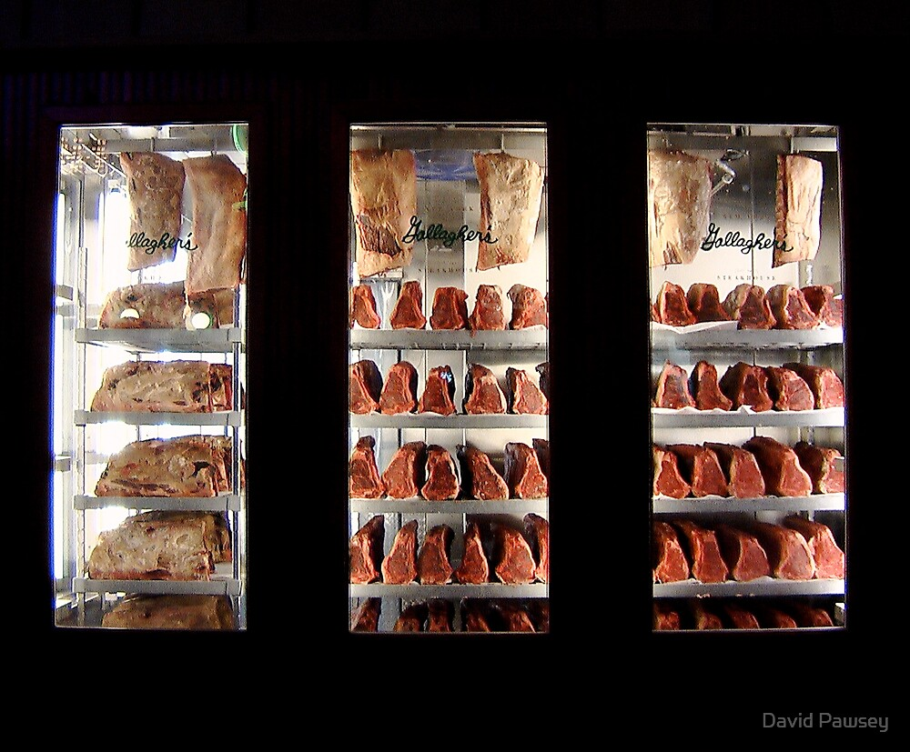 safe meat by David Pawsey
