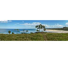 Dreamtime Beach, NSW Photographic Print