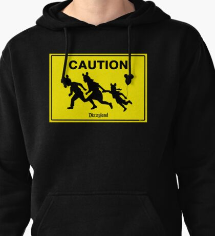 Dizzyland - Happiest Place on Earth Pullover Hoodie