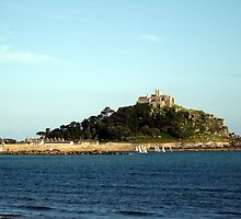 St. Michael's Mount by Luci Mahon