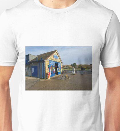 Aidensfield Garage Unisex T-Shirt