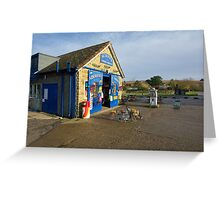 Aidensfield Garage Greeting Card