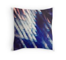 "'Refraction' from the series ""The Abyss"" Throw Pillow"