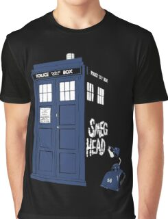 Bad Smeg Head Graphic T-Shirt