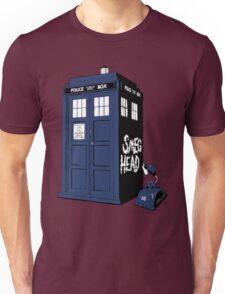Bad Smeg Head Unisex T-Shirt