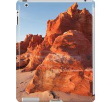 Where the desert meets the sea iPad Case/Skin