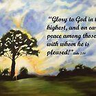 Christimas Glory by KeLu
