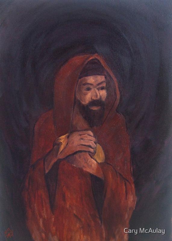 Judas Iscariot by Cary McAulay