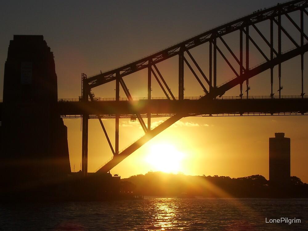 Sydney Harbour Bridge by LonePilgrim