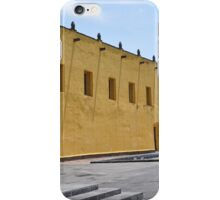 La plaza de las Tres culturas  iPhone Case/Skin