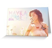 PRISMATIC Birthday Card Greeting Card