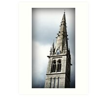 St. Eunan's Cathedral, Donegal, Ireland Art Print