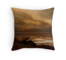 Portsea Beauty Throw Pillow