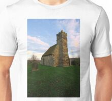 St Andrews Church, Upleatham Unisex T-Shirt