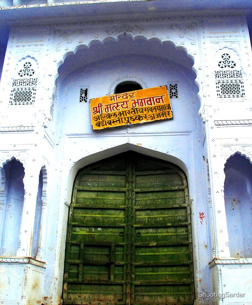 The Door @ Pushkar 3 by ShootingSardar