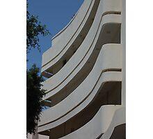 Tel Aviv Bauhaus Architecture Photographic Print