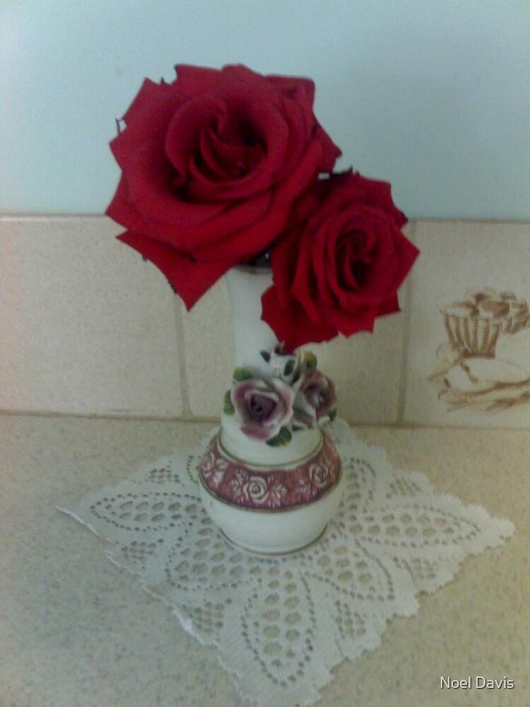 Rose. by Noel Davis