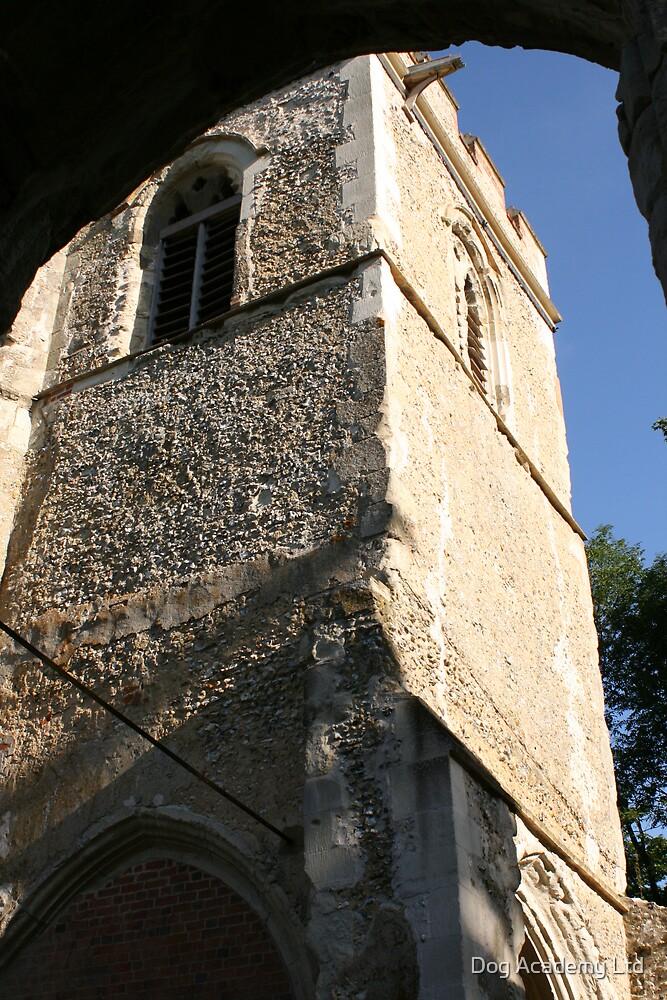 Church through the Arch by Dog Academy Ltd