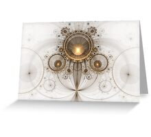 The Golden Compasses Greeting Card