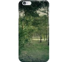 Pine Forest 4 iPhone Case/Skin
