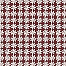 Pretty daisies pattern by Maree Clarkson