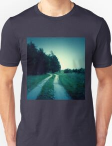 Retro Forest Road T-Shirt