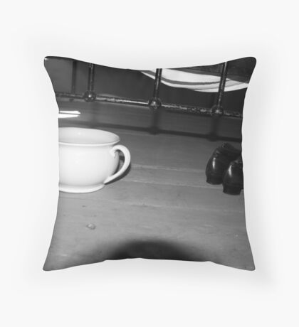 What's under your bed? Throw Pillow